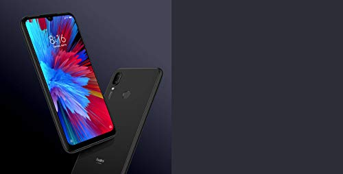 Redmi Note 7 (Onyx Black, 64GB, 4GB RAM)