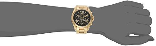 bb5bad351 Women's Watches - Michael Kors Women's Bradshaw Gold-Tone Watch ...