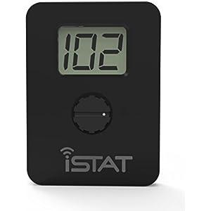 Istat Thermostat, Vivarium Thermostat, Puls Thermostat und Feuchtigkeitsregler Thermostat für Vivarien – 300 Watt in Balck