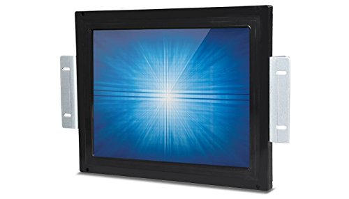 Serie 12.1 Lcd Display (Elo Entuitive 3000 Series 1247L 30,7 cm (12,1 Zoll) TFT Monitor (LCD, Touchscreen, 320cd/m2, VGA, 40ms Reaktionszeit) schwarz)