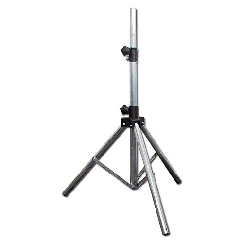 StilBest Dreibein Stativ für Camping Balkon Sat Spiegel Stahl Feuerverzinkt 1.4 m Antenne