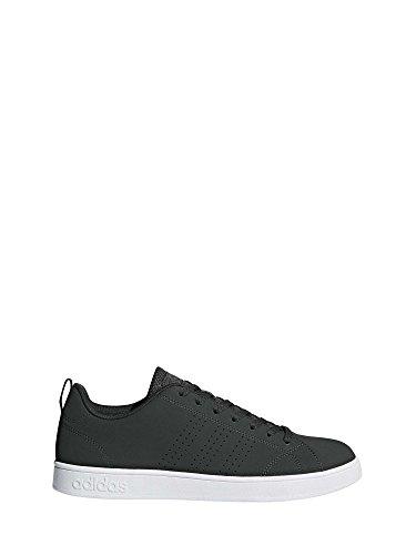 adidas Vs Advantage Cl, Chaussures de Fitness Homme, Gris (Carbon/Carbon/Negbás 000), 46 EU