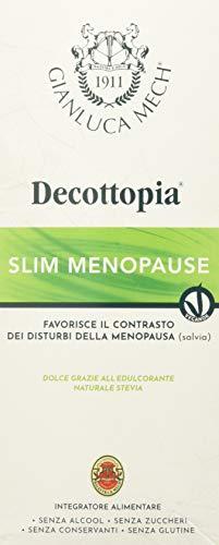 SLIM MENOPAUSE DI GIANLUCA MECH SECONDO IL METODO DECOTTOPIA - 500 ml