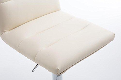 Clp sgabello bar limerick in similpelle sedia cucina girevole