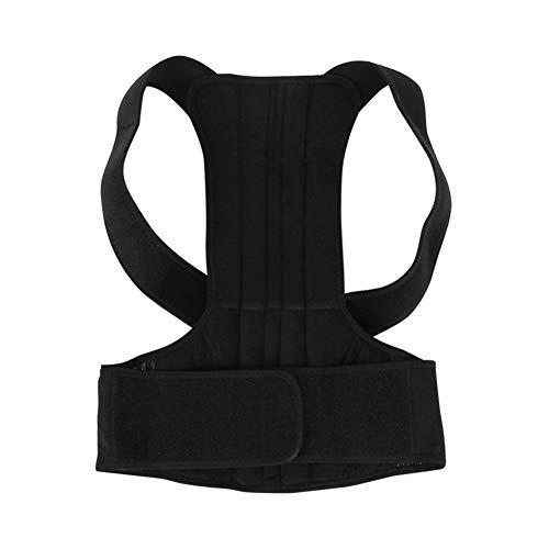 Rückenstütze Gürtel Körperhaltung Korrektor Neopren Einstellbare Rücken