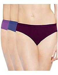 Enamor Women's Plain/Solid Panty