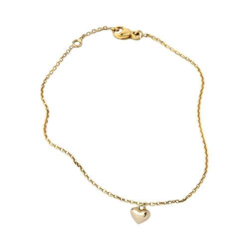 Bracelet chaînette or jaune enfant Boum Boum Boum Jaune