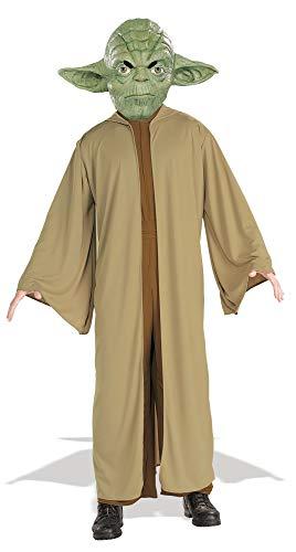 Rubies Deutschland 3 882011 M - Yoda Kind Größe - Meister Yoda Kostüm