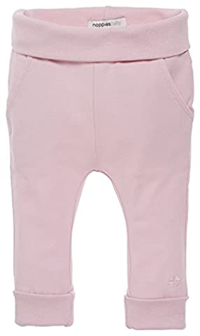 Noppies Unisex - Baby Hose U Pants Jersey Reg Humpie, Einfarbig, Gr. 74, Rosa (Light Rose C092)