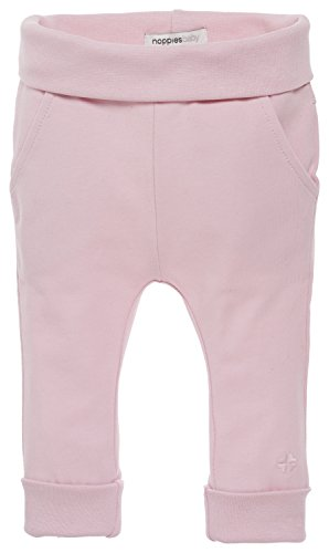 Noppies Unisex - Baby Hose U Pants Jersey Reg Humpie, Einfarbig, Gr. 74, Rosa (Light Rose C092)