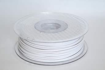 WOL 3D NEW premium PLA Pro+ (2.85mm) with Improved formula (DAISY WHITE) 3D Filament Made in India