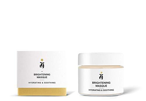 Hesse Organic Skincare Brightening Masque - Hydrating & Soothing 50 ml | Naturkosmetik in Demeter Qualität - Hydrating Masque