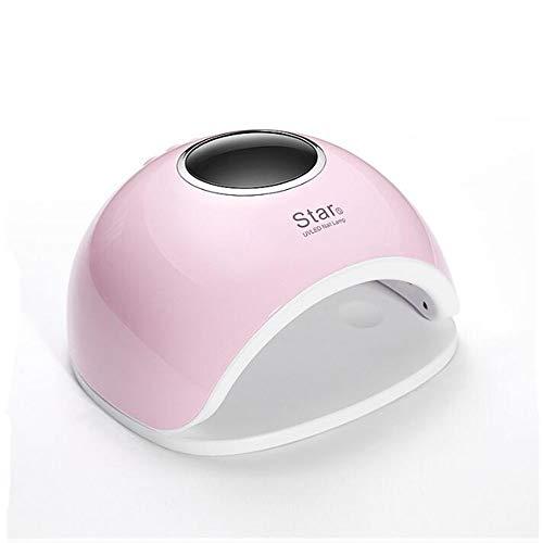 Lámpara LED UV Uñas 72W Secador Uñas Manicura/Pedicura
