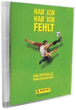 Leuchtturm1917 342446 Panini Tauschalbum Sondergröße, bunt (Fußball-hefter)