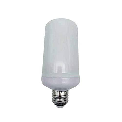 YANKAN LED E27 Birne, Kürbis Flamme Lampe, Dynamische 3D-Effekt, Energiesparende Licht
