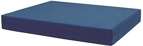 Fitness Mad Tapis de Yoga/Pilates Fitness &Bloc de tête d'entraînement 205 x 150 x 25 mm Bleu