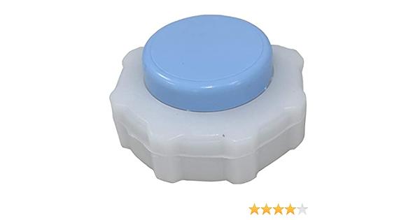 Aerzetix Kühlmittel Ausgleichsbehälterdeckel Kompatibel Mit Oem 7700805032 C43325 Auto