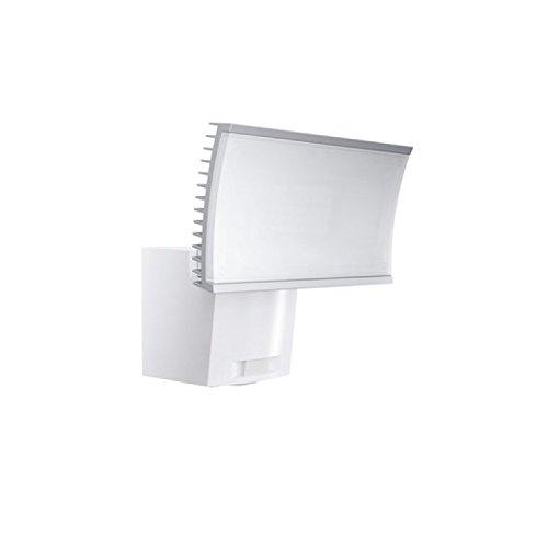 Osram OS917996 Projecteur LED d'Extérieur avec Détecteur de Mouvement Plastique 23 W Blanc