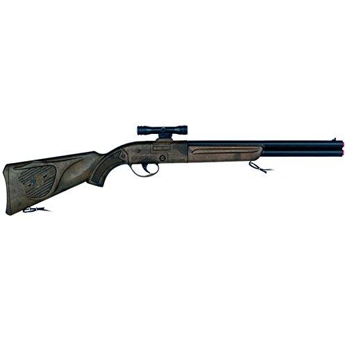Gonher 108/0 - Knallgewehr Rifle, matt (Steampunk-kostüm Für Kinder-mädchen)