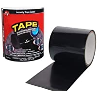 Coif Water Leakage Seal Tape Silicon Sealant Tape Waterproof Flex Tape for Seal Leakage Tape for Water Leakage Super…