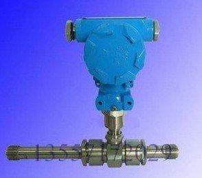Gowe 4-20 MA Output, 24 VDC Netzteil, Flüssig Turbine Durchflußmesser Sender, aufgefädelt Verbindungen -