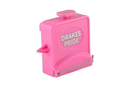 Drakes Pride Rose 9m supalock Gold Mètre ruban mesure * * * * * * * * * * * * * * * *