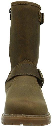 Dockers by Gerli 310718-007020 Damen Combat Boots Braun (cafe 020)