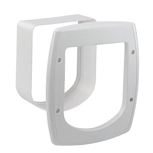 Ferplast 72115011 Verlängerungstunnel für Swing Microchip, weiß