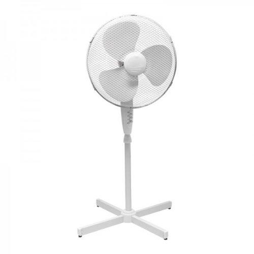 standventilator-ventilator-3-stufen-40cm-45-watt-weiss-hohenverstellbar-105-128-cm-kuhler-raum-lufte