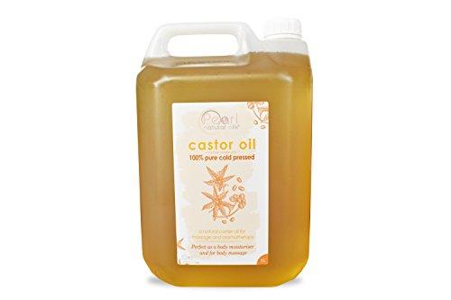 Lubrisolve Online, Olio di ricino puro al 100% pressato a freddo