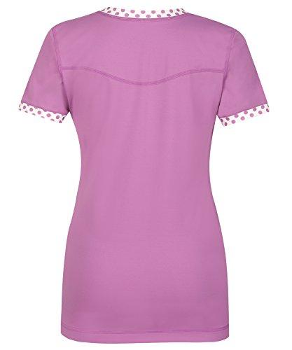 Vevie - T-shirt de sport - Femme Raspberry Fool