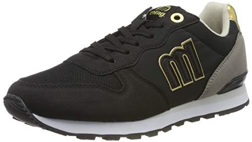 MTNG Attitude 69705, Zapatillas para Mujer, Negro Pila Negro/Gris C47271, 39 EU