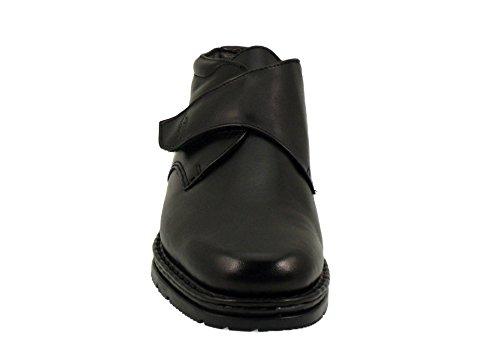 Chaussures scratch FLUCHOS-3260-noir Noir