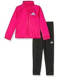 e99a79c15afb Amazon.fr   survetement fille adidas - Rose   Vêtements