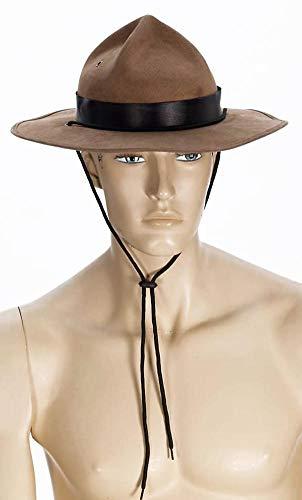 Forum Novelties Brown Mountie Adult Costume Hat