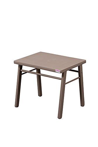 Combelle Table pour Enfant Laquée Taupe