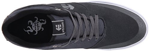 Etnies - Marana Vulc Mt, Scarpe da Skateboard Uomo Grigio (Grau (062/DARK GREY/LIGHT GREY))