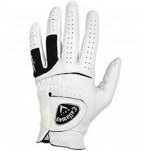 Callaway Tour Series Golfhandschuh linke Hand, Größe: Medium Large ML07 Weiß