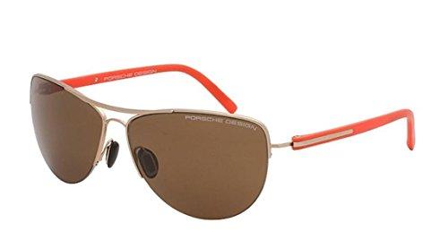 porsche-design-p8570-b-61-14-130-v629-lunettes-de-soleil-matte-marron-dore