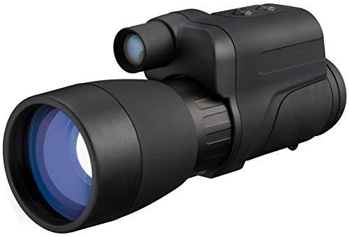Yukon NV 5x60 - Monocular de visión Nocturna, Color Negro