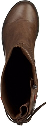 Think! 7-87069 Damen Stiefel Braun