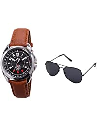 Watch Me Gift Combo Set Of Analog Watches For Men And Boys AWC-012-WMG-002 AWC-012-WMG-002omt