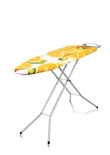 Bügelbrettbezug, 100% Baumwolle (Saftige Orangen, 144×44)