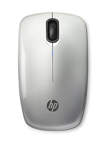 HP Z3200 (N4G84AA) kabellose Maus (Wireless, USB-Anschluss, Optische Tracking Technologie, 1200 dpi, 3-Tasten-Design, Standard Scroll Rad)