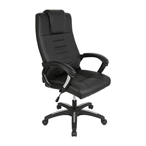 Wefun Bürostuhl, Gaming-Stuhl mit hoher Rückenlehne Bürostuhl Schreibtischstuhl Racing Chair...