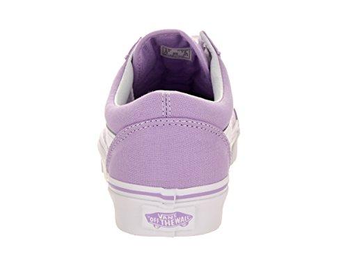 Vans Femmes Lavender Old Skool Basket Violet