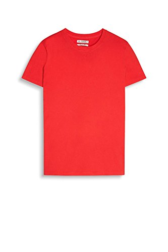 ESPRIT 057ee2k022, T-Shirt Uomo Rosso (Coral Red)
