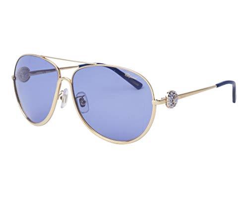 Chopard Sonnenbrillen (SCHB-23-S 300) gold - blau - blaufarben