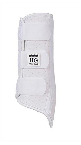 Horse Guard Gamaschen Airflow Neopren Größe M, Farbe Weiß -