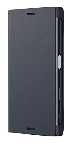 Sony 1304-4674 Style-Cover SCSF20 für Xperia XCompact schwarz